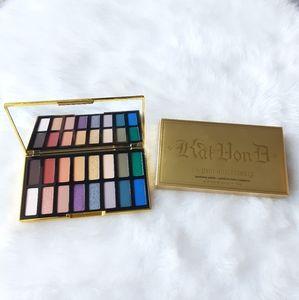 NEW! Kat Von D 10th Anniversary Eyeshadow Palette